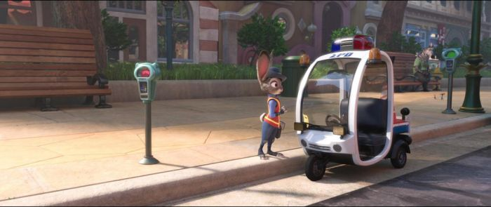 Judy hears a truck horn by Ggianoli