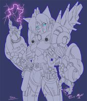 Takato Armored by Beowulf-Kennedy