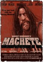 Poster Machete by Parpa