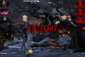 MKX Mobile Daily: FUCK THIS SHIT I'M OUT. by HerMajestyYoungblood