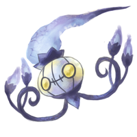 Chandelure by SushiGryphon
