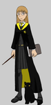 Me as a Hogwarts student by PRTArtist