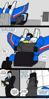 Thundercracker and Company by Comics-in-Disguise