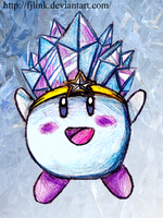 Kirby_Ice-Hielo by FJLink