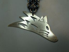Wolf Fretwork Piece by TheyCallMeMewt