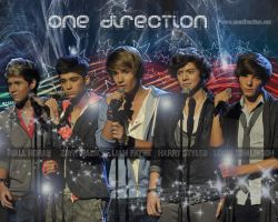 One Direction Wallpaper 3 by amazing25