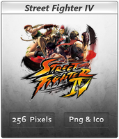 Street Fighter IV - Icon 2 by Crussong