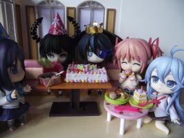 Birthday Party by AngelKatie1991