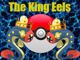 King eels by PokeWaffle