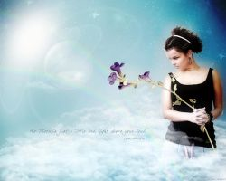 Moon is a bed light by Lelanie