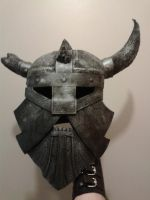 Dwarf helmet by Arlek1Creations