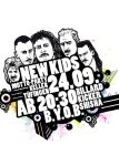 NewsKids Party Flyer by TheChosenPesssimist