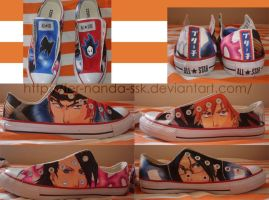 Bleach sneakers 8D by fer-nanda-ssk