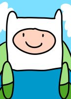 Adventure Time Finn by ZzZNelliezZz