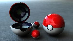Photoreal Pokeball Ish by TheOddApple