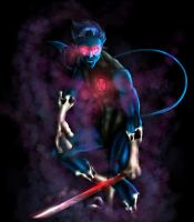 Nightcrawler! and 100th deviation! by Crown-Wolf