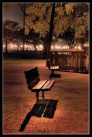 Two Benches by turbokeith