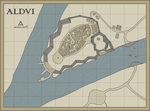 Map of Aldvi by Jedni