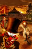 Circus Of Dead by Poerti