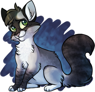 Lighty by Chat-Noire