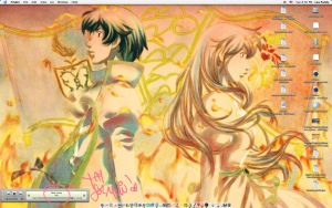 Desktop feat. Romeo x Juliet by TomokoKawase