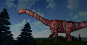 MMD Newcomer Amalgorasarus + DL by Valforwing