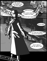 Pretty Mobster Nerolli: Page 1 by Franky2Timez