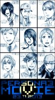 .:Persona 3 the Movie:. by Aiko188