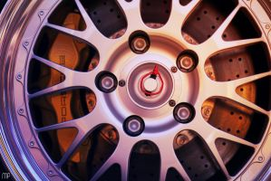 GT2 Wheel Detail by BM-Photography