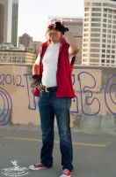 Terry Bogard cosplay 3 by IronCobraAM