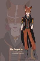 The Copper Fox by PlaidRed