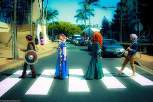 Abby Road by RedFoxCosplay