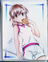 misaka mikoto 2 by stylable