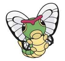 Caterpie's evolution ?