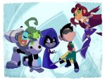 Teen Titans Gooooooooooo! by cheeks-74