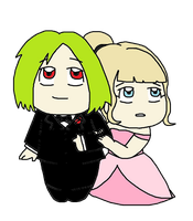 Boo and Karen PROM 2015 by sweetgirl-Liza