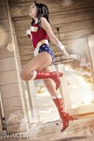 Wonder Woman. [02] by HiniTsuburagi