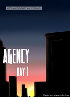 AGENCY Day 1 Cover by JediAnnSolo