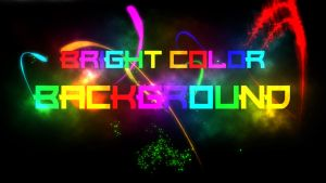 Bright Color Background by TheRayhem