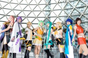 VOCALOID FAMILY2 by DORIA76