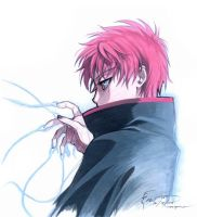 Sasori Side View by Nick-Ian