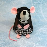 Emo Mouse by The-House-of-Mouse