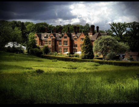 Cransford Hall by Prince-Photography