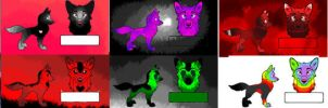 wolf adopts .:OPEN:. by 1-zombie-kitty-1