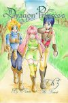 Dragon Princess Ch 5 Cover by ninjapink