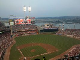Great American Ball Park by pakli1988