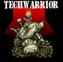 Techwarrior by Erokuso