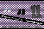 Shoes pack [2] [MMD] [DL] by Deiroko