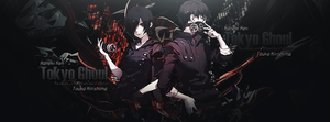 Tokyo Ghoul Cover by zFlashyStyle