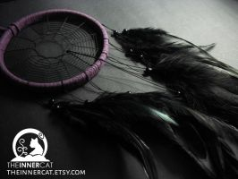 Obscure Sun Dream Catcher #2 by TheInnerCat